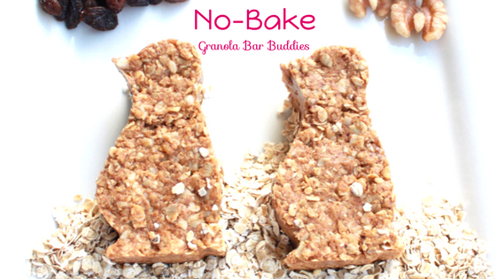 No-Bake Granola Bar Buddies (2)
