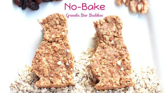 No-Bake Granola BarBuddies