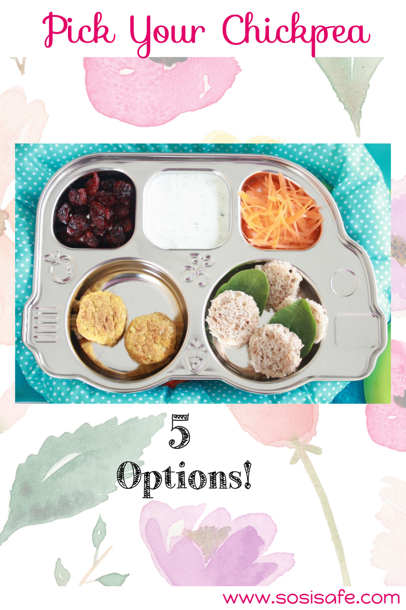 How to get your toddler to eat healthy. Provide options, colours, and healthy food choices.